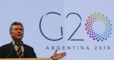 """May dice a Macri que tras """"brexit"""" quiere empezar a relacionarse con Mercosur"""