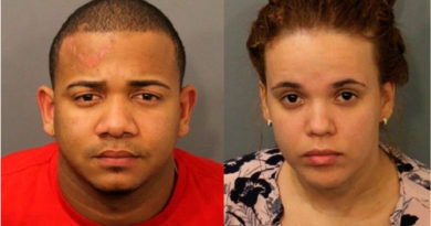 Pareja dominicana detenida en Rhode Island por tráfico de heroína y fentanilo