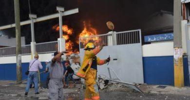 Polyplas reitera que gracias protocolo lograron evacuar 282 personas de 289 antes de la explosión