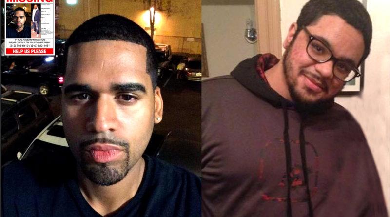 Sigue búsqueda de dominicanos esquizofrénicos desaparecidos en Nueva York en noviembre y diciembre