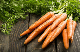Zanahoria, limón y miel. Un remedio ideal para combatir la gripe.