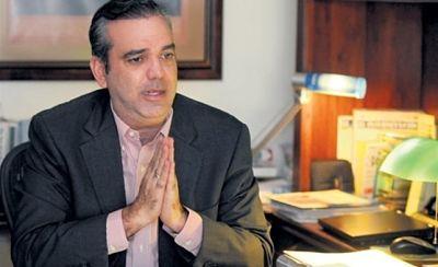 Luis Abinader afirma corrupción ha marcado a los Gobiernos del PLD