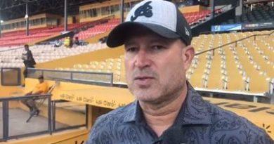 Manny Acta atribuye mala racha de Águilas a problemas con la ofensiva y baja en bateo