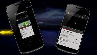 Android Beam dirá adiós con Android Q