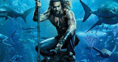 La primera aventura del súper héroe ''Aquaman'' llegará este jueves a los cines del país