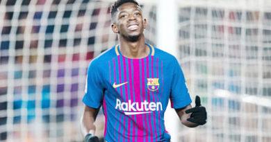 Barcelona se impone y vuelve al primer lugar de la Liga Española