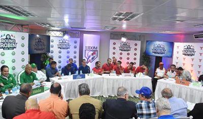 Equipos se refuerzan en sorteo jugadores con miras al Round Robin