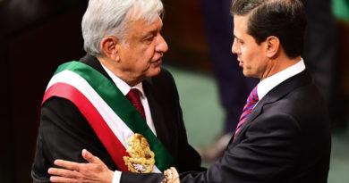 "López Obrador asume como el nuevo Presidente de México: ""Me comprometo a no robar"""