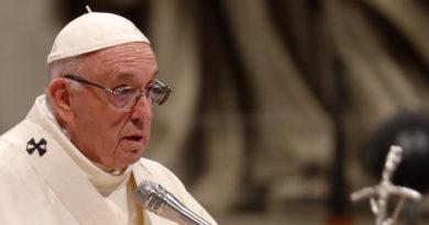 Papa Francisco advierte de los posibles excesos en la legítima defensa