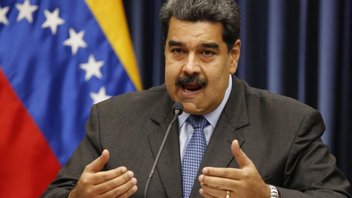 Maduro acusa a Iván Duque de dirigir planes militares contra Venezuela