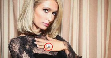 Paris Hilton aclara que Chris Zylka no pagó el anillo de compromiso