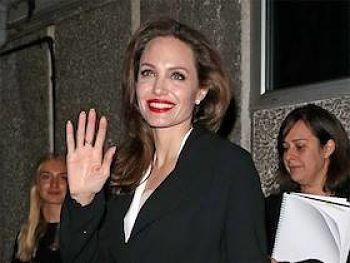 ¡¿Angelina Jolie se postulará para presidenta de los Estados Unidos?!