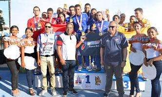 La Región Este está al frente de los Juegos Nacionales