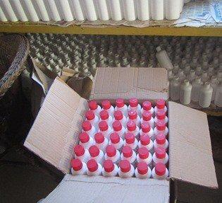 Desmantelan laboratorio clandestino de productos químicos en Villa Consuelo