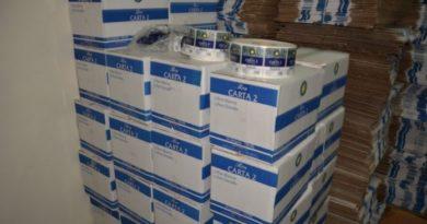 PN desmantela dos laboratorios ilegales de licor y mentol