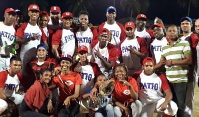 Ligas Cordero y San Jerónimo en la final del torneo navideño BBB-30 aniversario