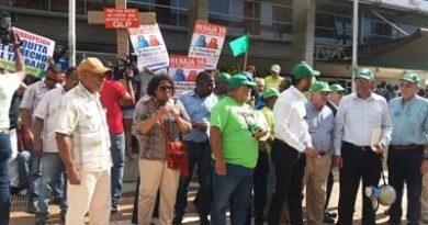 Marcha Verde deposita ante el PEPCA una denuncia contra exministro de Industria y Comercio