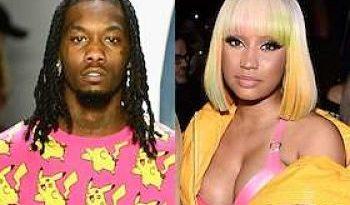 La supuesta amante de Offset trabajó con Nicki Minaj