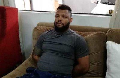 """Detuvieron en una mansión de Paraguay al capo narco brasileño """"Capilé"""" y será expulsado a su país"""