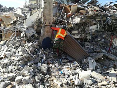 Recuperan otro cadáver entre escombros de Polyplas; Suman siete las víctimas