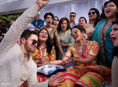 Priyanka Chopra y Nick Jonas comparten las primeras fotos de su fin de semana de bodas