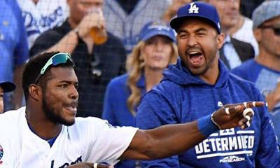 Puig, Kemp, Wood y Farmer de Dodgers a Rojos por Bailey