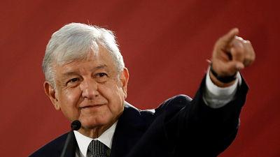 """López Obrador: """"Con lo que nos dejaron vamos a rescatar a nuestro país"""""""