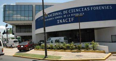 INACIF ha recibido hasta el momento seis fallecidos en incendio de fábrica Polyplas