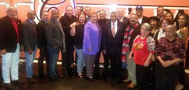 Cientos celebran en Nueva Inglaterra el 45 aniversario de la fundación del PLD
