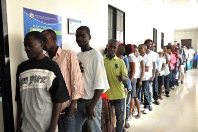 Comunidad haitiana en RD pide a autoridades de su país reducir causas de migración
