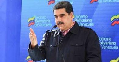 """Maduro: """"Un golpe de Estado coordinado desde la Casa Blanca está en marcha"""""""