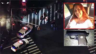 Policía hispano dejó grave dominicana e hirió niña en enfrentamiento a tiros con narco dominicano en El Bronx