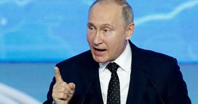 """""""Sexo, drogas y protesta"""": Putin habla sobre """"los tres pilares del rap"""""""