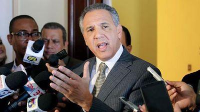 Peralta criticó que funcionarios abogaran por reelección de Danilo en acto empresarial
