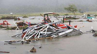 PELIGRO: Tsunami en Indonesia deja al menos 168 muertos y 745 heridos