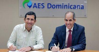 AES Dominicana apoya iniciativa para protección de fuentes de agua