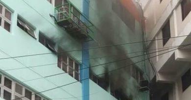 Conato de incendio afecta Departamento de Informática de la DIGESETT