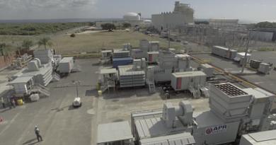 AES cumple en tiempo segunda fase de recuperación sumando hasta 120 MW a gas natural en AES Andrés