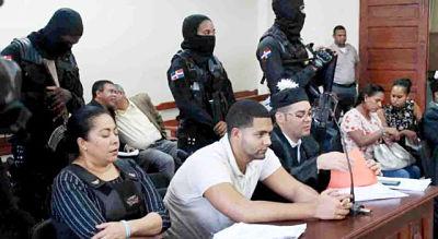 Caso Emely y más escándalos marcaron la justicia este año
