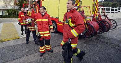 Al menos 14 heridos en el descarrilamiento de un tren en Marsella