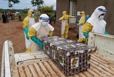 La guerra del Congo impide sofocar el ébola