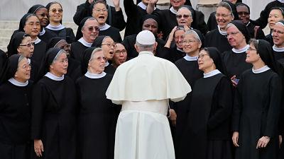 Novicias rebeldes: una orden de monjas se enfrenta al Vaticano y amenaza con renunciar a sus votos
