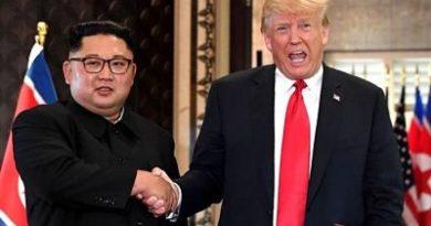 """Corea del Norte advirtió a EEUU que las sanciones podrían """"bloquear el camino a la desnuclearización para siempre"""""""