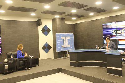 Carolina Mejía dice que los peledeístas prefirieron enriquecerse en lugar de resolver problemas del país