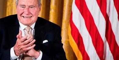 A los 94 años Murió George H.W. Bush, una vida marcada junto a los destinos de la mayor potencia mundial