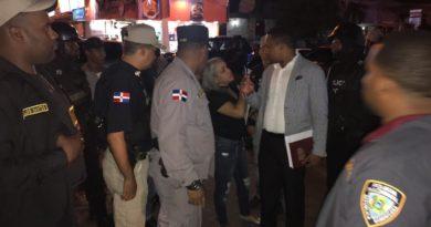 Ministerio Público, Policía y DNCD detienen varias personas y ocupan drogas y armas en amplio operativo en Peravia