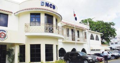 DNCD realiza cambios en mandos regionales, aeropuertos y puertos del país