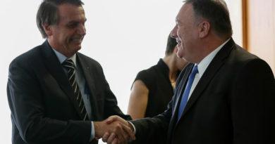 Bolsonaro no descarta la posibilidad de abrir una base militar estadounidense en Brasil