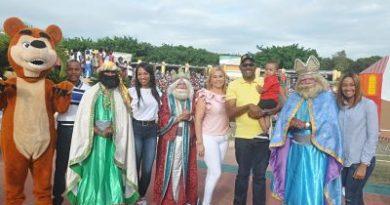 ASDE celebra por todo lo alto el Día de los Santo ReyesMiles de niños reciben juguetes
