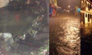 Al menos 327 viviendas inundadas en Puerto Plata; elevan alerta para 3 provincias y el Gran Santo Domingo